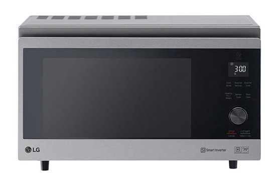 LG 39L NeoChef Convection Microwave MJ3965ACS