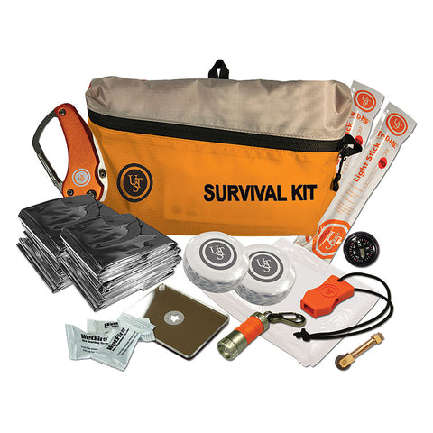 Ultimate Survival Technologies FeatherLite Survival Kit 3.0