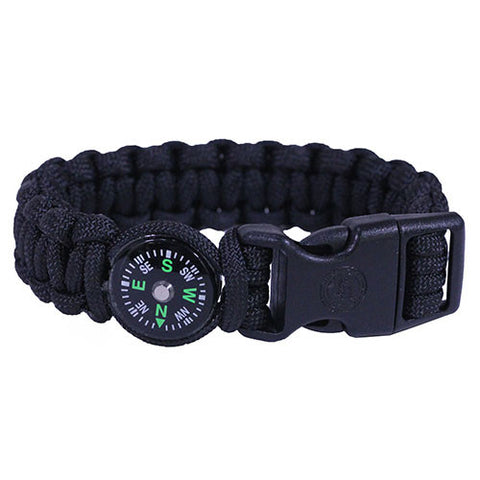 Ultimate Survival Technologies para cord bracelet with compass