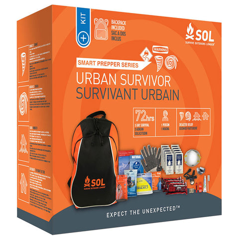 Urban survivor kit by Adventure Medical