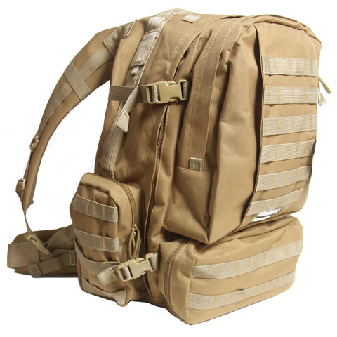 Humvee - 3-Day Assault Pack - Tan