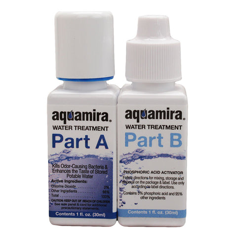 Aquamira Water Treatment Drops 1 oz