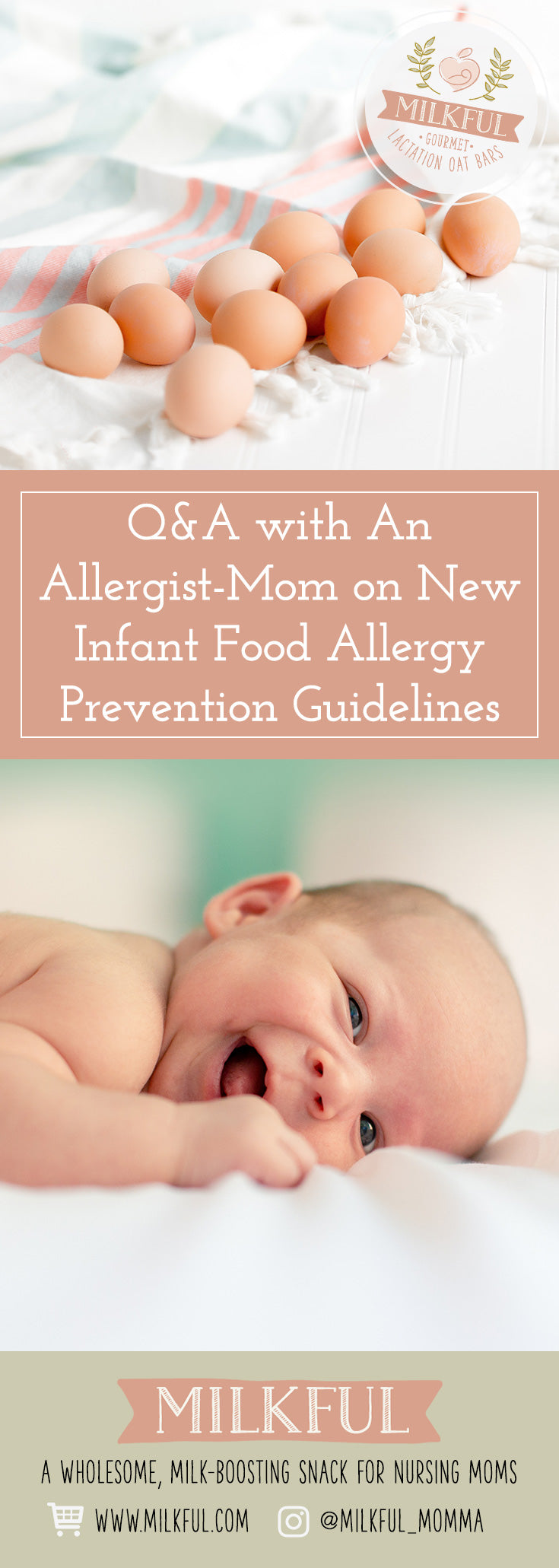 Q&A with An Allergist-Mom on New Infant Food Allergy Prevention Guidelines