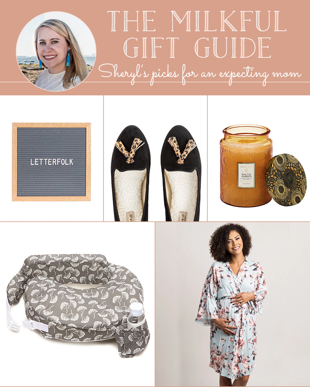 The Milkful Gift Guide for Expecting Moms