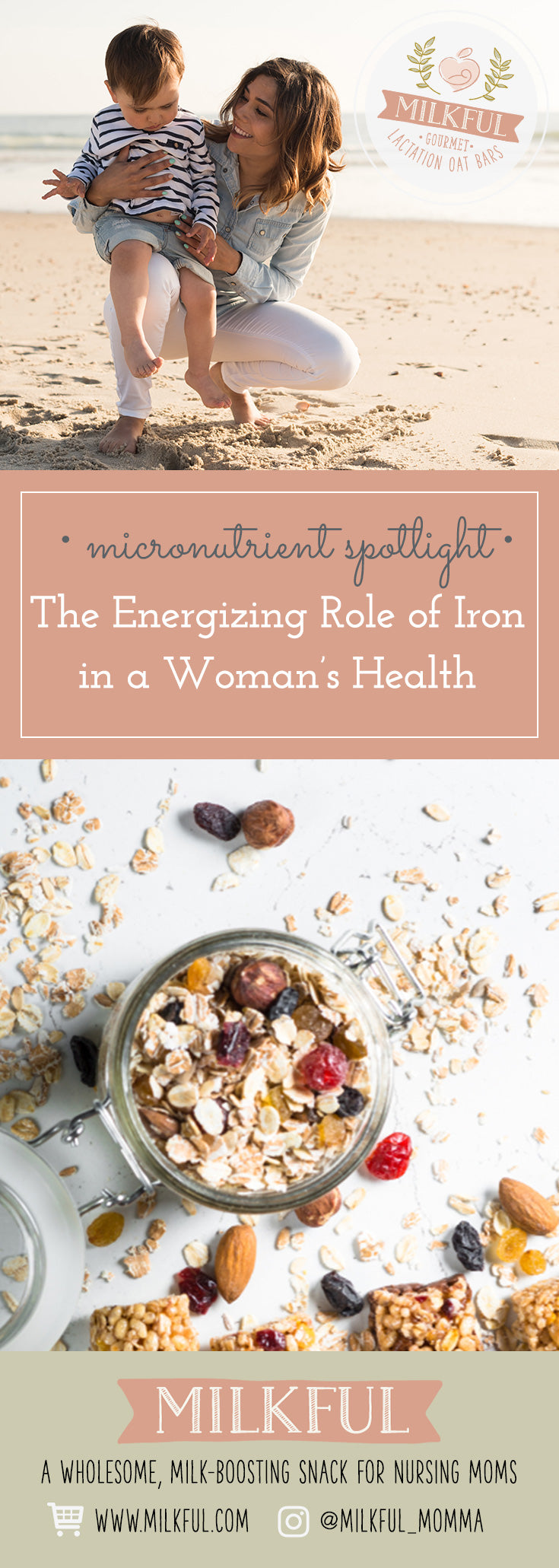 The Energizing Role of Iron in a Woman's Health