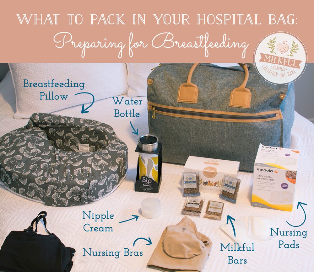 What to Pack in Your Hospital Bag: Preparing for Breastfeeding