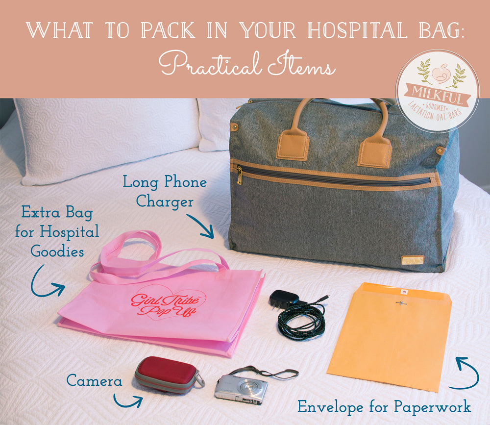 What to Pack in Your Hospital Bag: Practical Items