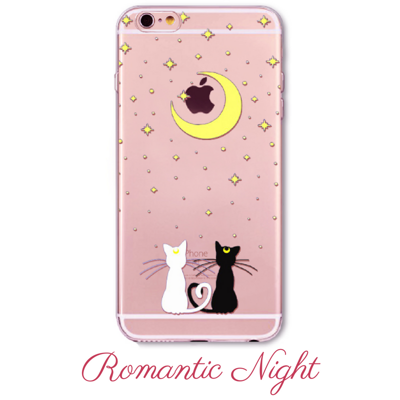 the best attitude 9698d 43b3f Cute Cat iPhone Case - Adorable Kitty iPhone Case