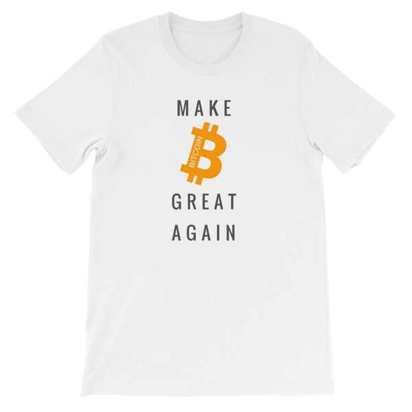 Make Bitcoin Great Again - Tee