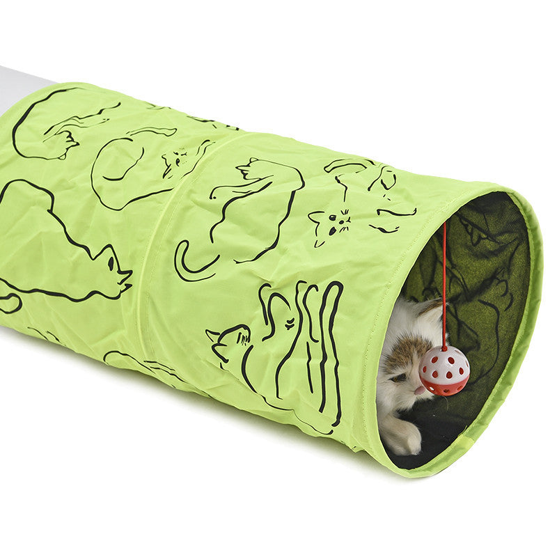 Cat Play Tunnel - Kitty Tunnels - Play Tunnels for Cats