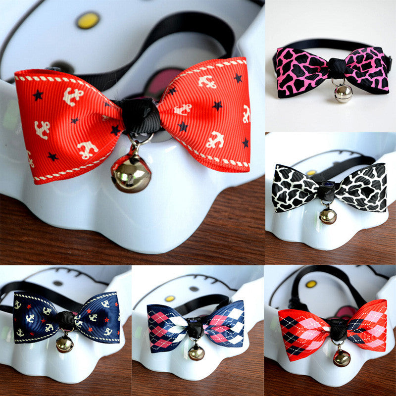 Kitty Cat Bow Ties - Cat Bowtie Collar