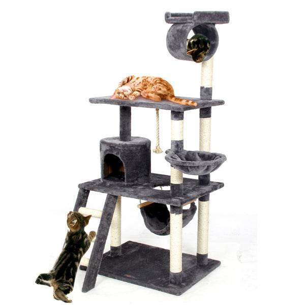 Luxury Cat Tree for Cat Scratch and Play - Cat Scratching Products