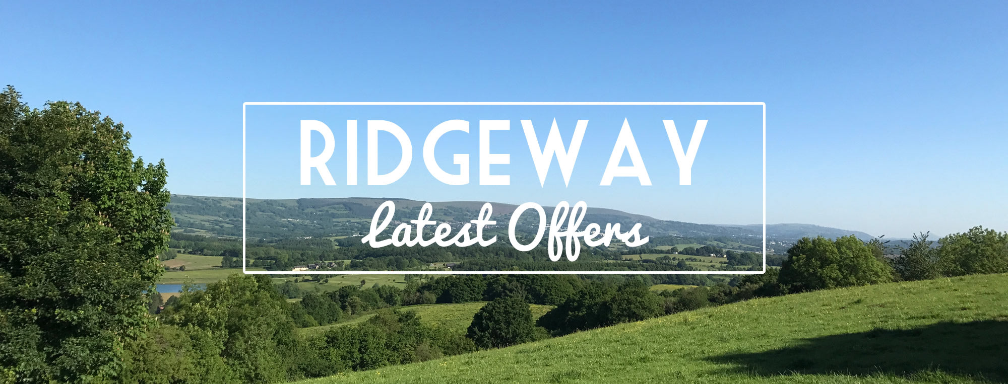 Latest Special Offers at The Ridgeway