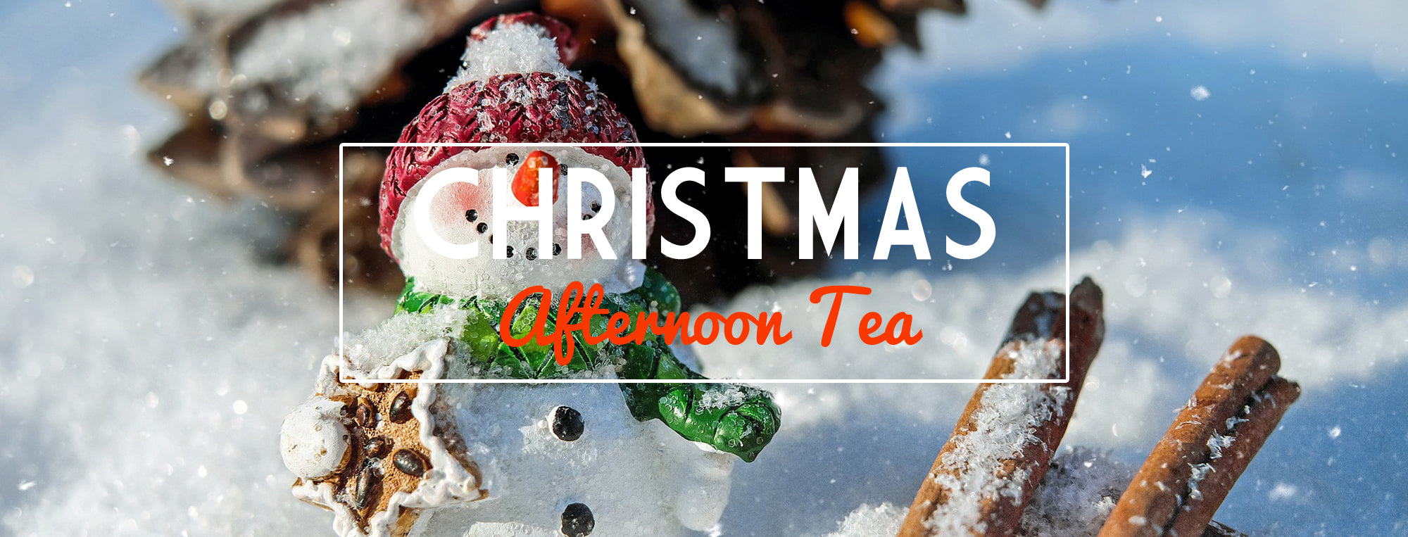 Christmas Festive Afternoon Tea at The Ridgeway Bar and Kitchen in Newport