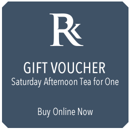 Ridgeway Bar and Kitchen Gift Voucher - Saturday Afternoon Tea for 1x
