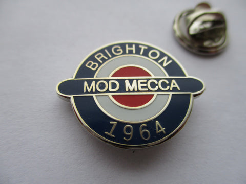 MOD METAL BADGES (PART ONE) - £2.99ea - Buy 3+ get 20% off!