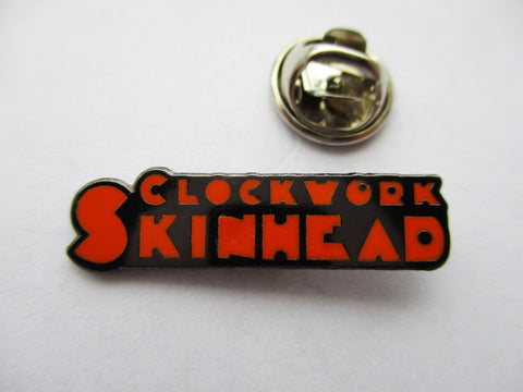 Clockwork Orange Skinhead reggae trojan skin ska 1969