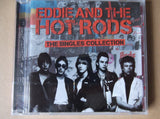 EDDIE & THE HOT RODS the singles collection CD BACK IN STOCK - Savage Amusement