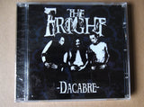 THE FRIGHT dacabre CD ( CONTRA recs HORROR PUNK ) - Savage Amusement