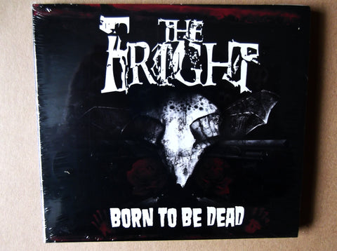 THE FRIGHT born to be dead CD Digipak (HORROR PUNK on Contra) - Savage Amusement