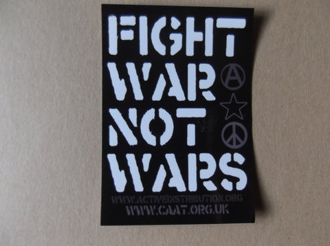 ANARCHO PUNK STICKERS (Various designs - 50p each) CRASS ZOUNDS FLUX etc - Savage Amusement
