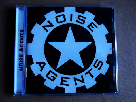 NOISE AGENTS (ex DEMOB) s/t CD  REDUCED TO CLEAR - Savage Amusement