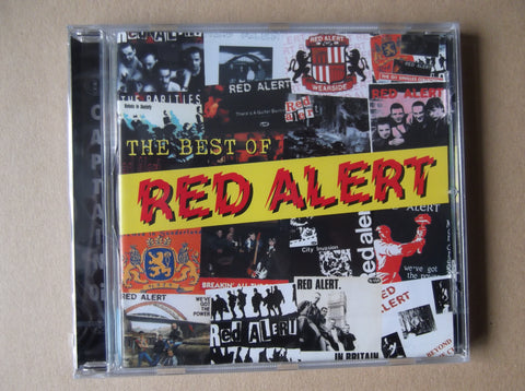 RED ALERT the best of red alert CD - Savage Amusement