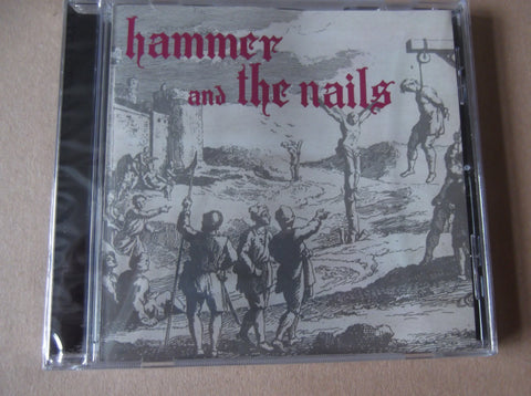HAMMER & THE NAILS s/t CD (feat DROPKICK MURPHYS member) - Savage Amusement