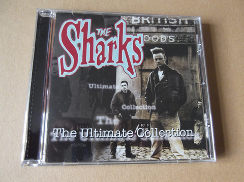 THE SHARKS the ultimate collection CD - Savage Amusement