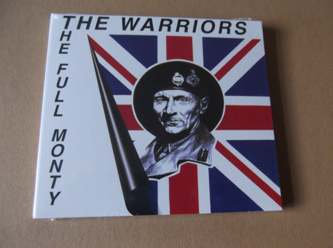 THE WARRIORS the full monty CD - Savage Amusement