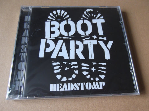 BOOT PARTY headstomp CD - Savage Amusement