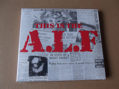 v/a THIS IS THE ALF CD - Savage Amusement