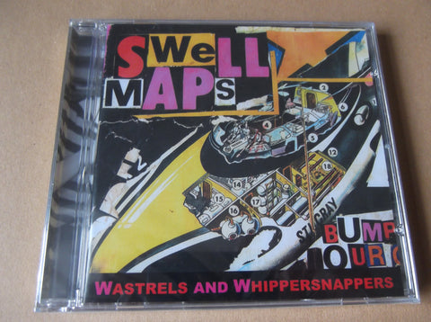 SWELL MAPS wastrels & whippersnappers CD - Savage Amusement