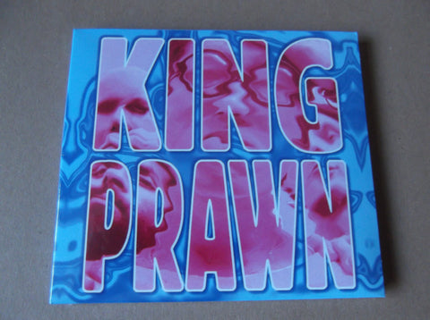 KING PRAWN first offence CD - Savage Amusement