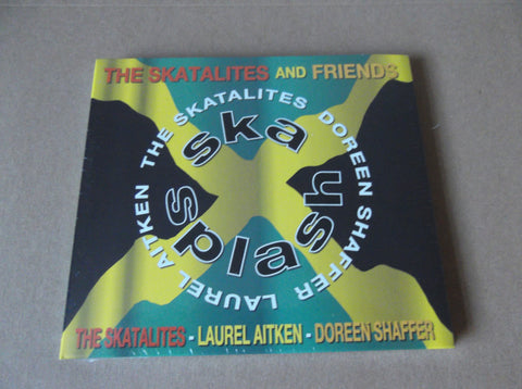 SKATALITES & FRIENDS ska splash CD - Savage Amusement