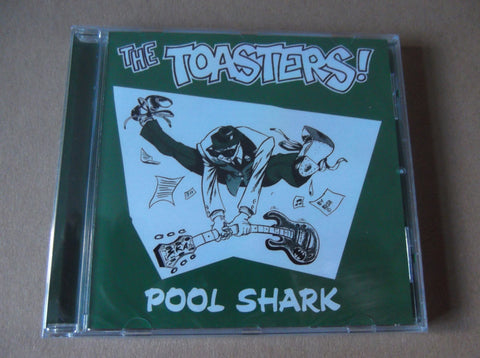TOASTERS pool shark CD - Savage Amusement