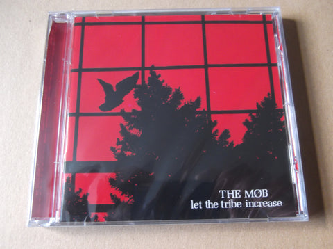 THE MOB let the tribe increase CD - Savage Amusement
