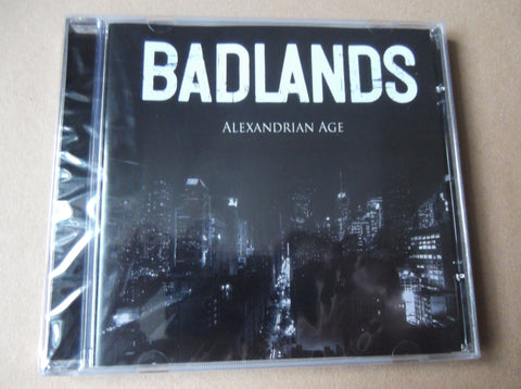BADLANDS alexandria age CD (Bad Religion meets Misfits style) - Savage Amusement