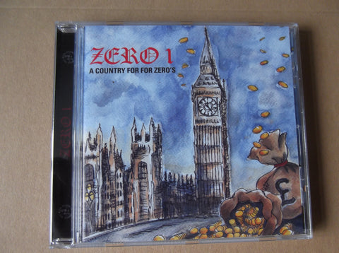 ZERO 1 a country fit for zeros MCD (feat RAZORCUT drummer)