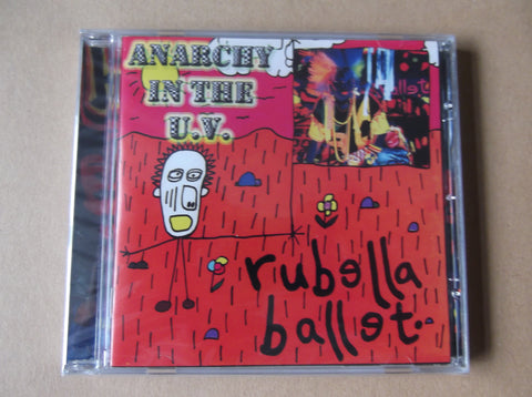 RUBELLA BALLET anarchy in the uv CD - Savage Amusement