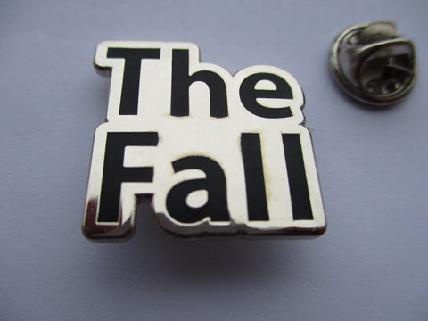 THE FALL post punk METAL BADGE - last few
