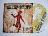CHEAP STUFF victims of the cheap stuff CD  (good streetpunk on Contra)