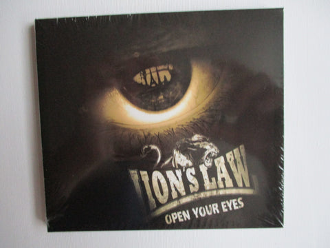 LIONS LAW open your eyes 8tr MCD