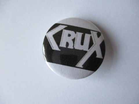 CRUX punk badge