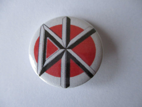 DEAD KENNEDYS punk badge (VARIOUS DESIGNS - 50p each)