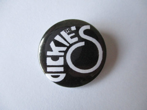 THE DICKIES punk badge (50p each)