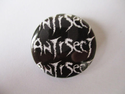 ANTI SECT punk badge