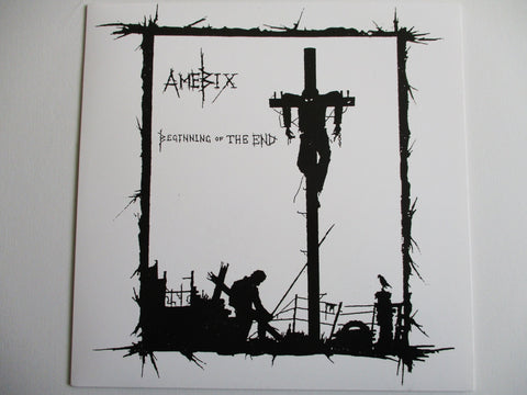 AMEBIX beginning of the end LP repro