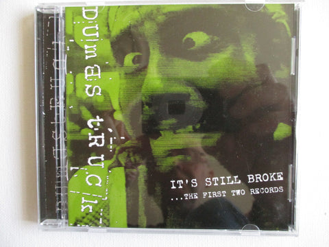 DUMBSTRUCK it's still broke CD (ex RIPCORD)