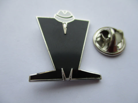 MADNESS ska skinhead METAL BADGE 2tone